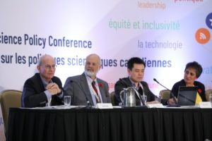conference panel 2019