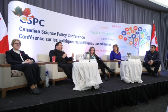 Conference Panel for Misinformation & Science