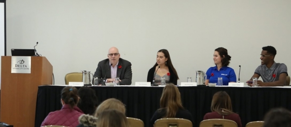 Conference Panel for Science and Inclusivity