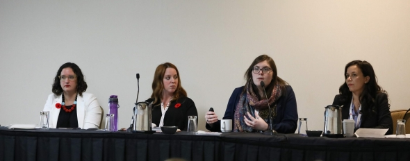Conference Panel for Water Innovation