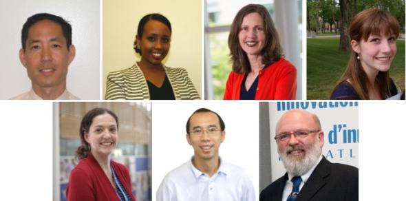 Advancing Science in Society speakers