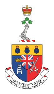 the Royal Military College of Canada's coat of arms